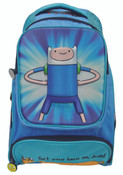 Adventure Time Finn or Jake 3D Kids School Backpack