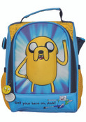 Adventure Time Jake Insulated 3D Lunch Bag