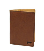 Will Leather Goods Shelby Mens Front Pocket Money Clip Wallet