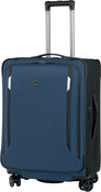 "Victorinox Werks Traveler 5.0 24"" Exp. Dual-Caster Spinner Wheeled Upright"