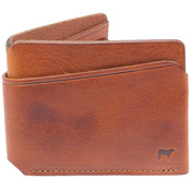 Will Leather Goods Siena Billfold Mens Vintage Leather Wallet