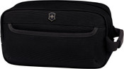 Victorinox Werks Traveler 5.0 WT Toiletry Kit Zippered Travel Kit - Black