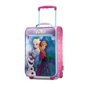 """American Tourister Disney Frozen Kids 18"""" Rolling Carry On Luggage"""