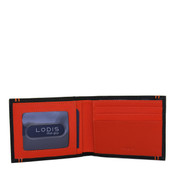 Lodis Men's Leather RFOB Small Billfold Wallet