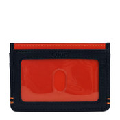 Lodis Mens's RFOB Leather Mini ID Card Case Wallet