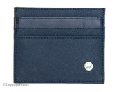 MyWalit Mens RFID Data Safe Dolcevita Double Sided Leather Credit Card Wallet