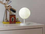 Kikkerland Desktop Moon Lamp