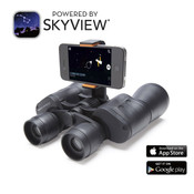 Space Navigator SkyView App-Enhanced Satellite Finding Binoculars