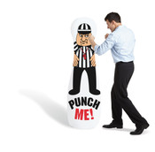 Fantasy Football Referee Inflatable Punching Bag