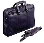 Winn International - The Continental - Leather Briefcase