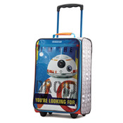 "American Tourister Star Wars BB8 Kids 18"" Rolling Carry On Luggage"