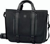 "Victorinox Lexicon Professional Arbat 14"" Exp. Laptop Messenger Bag w/ Tablet Pocket"
