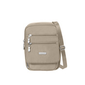 Baggallini Journey Vertical Crossbody Travel Bag