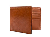 Bosca Dolce 8 Pocket Deluxe Executive Mens Leather Wallet