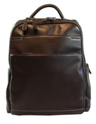 Osgoode Marley Cashmere Leather Laptop Backpack