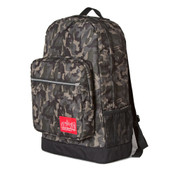 Manhattan Portage Twill Cooper Union Laptop Backpack - Camouflage