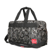 "Manhattan Portage Twill 22"" Carry On Soft Duffel Bag - Camouflage"