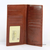 Osgoode Marley Sienna Collection Coat Pocket Mens RFID Leather Wallet