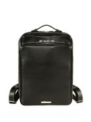 SKITS Cambridge Pebble Grain Leather Tech Backpack