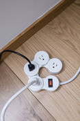 Kikkerland Flexible Power Strip