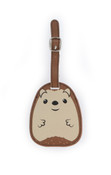 Kikkerland Hedgehog Luggage Tag