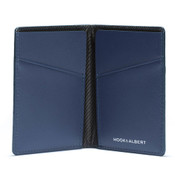 Hook & Albert Leather Vertical Bi-Fold Mens Wallet