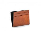 Bosca Dolce Leather Mens RFID Blocking  Weekend Wallet