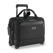 Briggs & Riley @Work Medium Exp 2 Wheel Briefbag