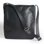 Osgoode Marley Cashmere Mens Leather European Messenger Bag