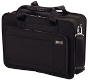 "Victorinox Architecture 3.0 Monticello 15.6"" Expandable Dual-Compartment Laptop Brief"