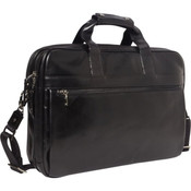 Bosca Old Leather Stringer Business Laptop Briefbag
