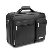 Hartmann Leather Business Case Double Compartment Laptop Bag Leather