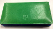 Tusk Siam Womens Gusseted Wristlet Leather Wallet fits iphone 5