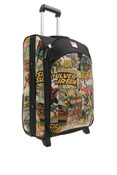 "Marvel Comics 22"" Wheeled Carry on Luggage Marvel Comics Print"