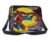 Marvel Comics Kids Messenger Bag Comic Book Super Hero Print
