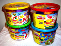 Play-doh Bucket Asst: 4PK (MSRP:$9.99 / Now $5.75)
