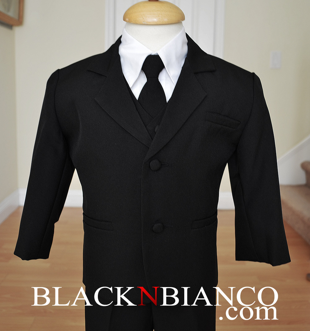 Black Dress Shirts For Boys