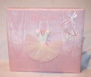 Medium Hardbound Photo Album: Ballerina Tutu