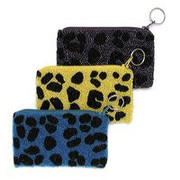 Small Coin Purse, Animal Print