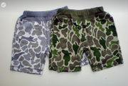 Bit'z Kids, Grey Camo Shorts