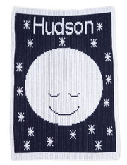 Personalized Stroller Blanket, Good Night Moon