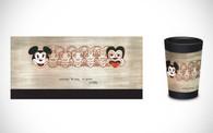 CuppaCoffeeCup - Mickey to Tiki