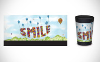CuppaCoffeeCup - Smile