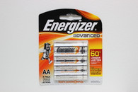 Energizer Advanced AA 4 PAck