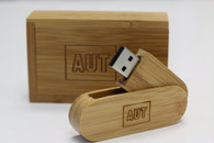AUT Bamboo 15GB USB Hard Drive