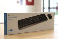 Wireless Microsoft Keyboard and Mouse