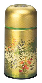 Shounosato Green Tea Canister