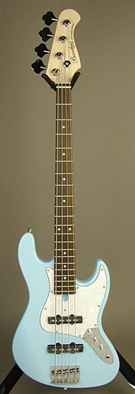 "Bacchus Universe Series WJB-Mini - 29.5"" (750mm) Scale Bass"