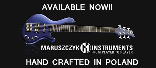 Maruszczyk Instruments - Guitars and basses hand crafted in poland
