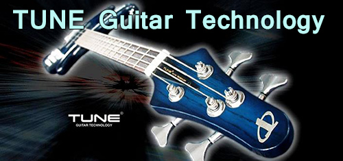 Tune Guitar Technology, Tune bass maniac, tune bass, tune hatsun